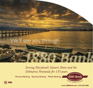 Produced comprehensive branding initiative, ad campaign & social media program for 1880 Bank.