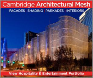Developed digital ad and social media campaign to showcase Cambridge mesh in key architectural markets.